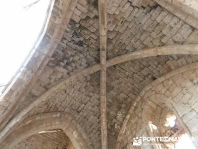 Monasterio de Bonaval - Cañón del Jarama - Senderismo Guadalajara; senderismo en bizkaia